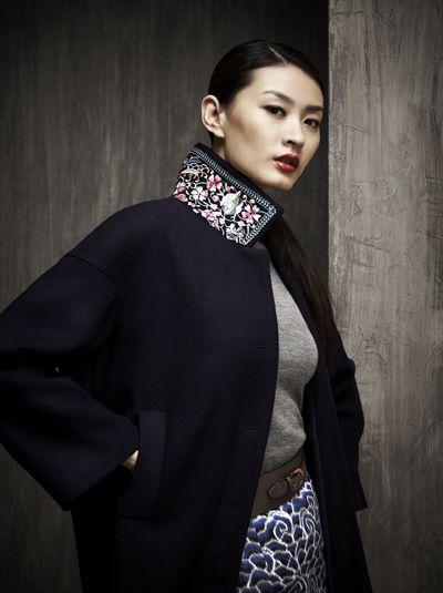 Shanghai Tang women fashion.  Latest obsession