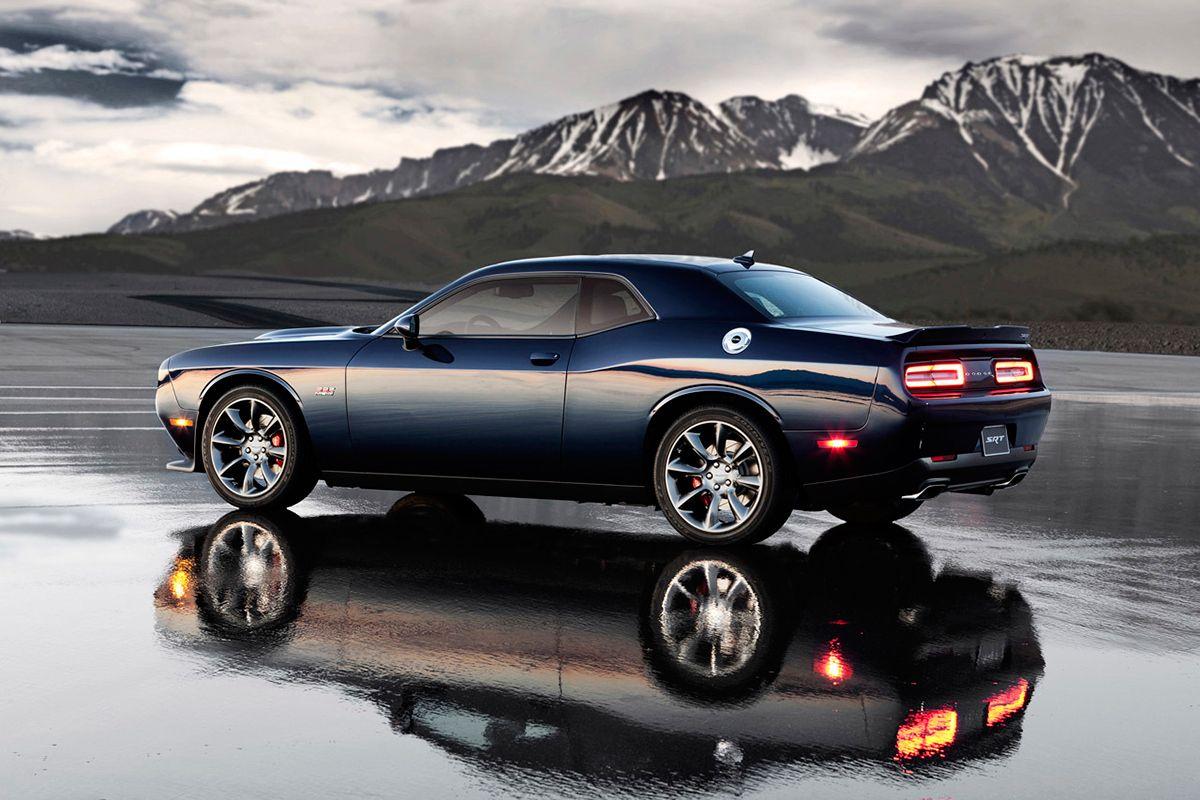 Dodge Unveils The 2015 Challenger Srt Hellcat Dodge Challenger