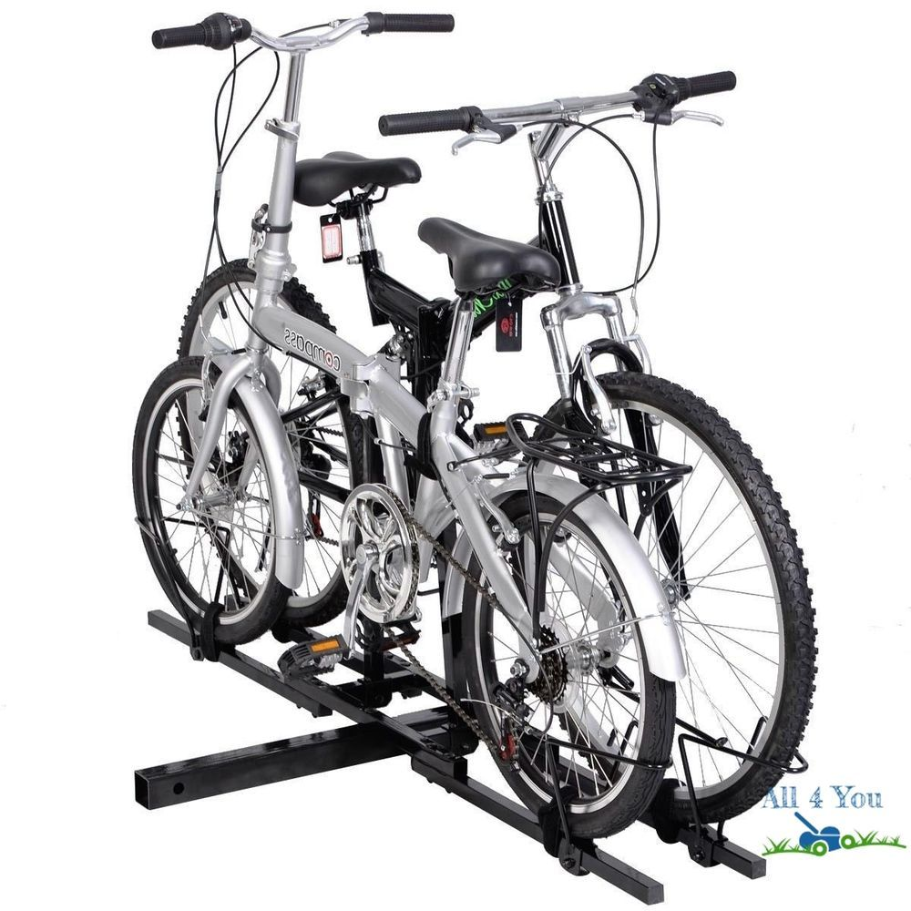 Racks Parts & Accessories 2 Bike Bicycle Carrier Hitch