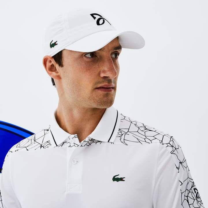 Men S Support With Style Collection For Novak Djokovic Tennis Cap In 2020 Novak Djokovic Lacoste Men Sport Tennis