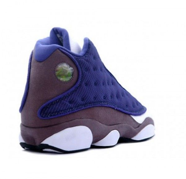 best sneakers f8fc9 9a233 Air Jordan Retro 13 Flint French Blue University Blue Flint Grey November  2010 A13012