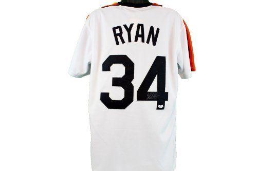 Nolan Ryan Autographed Houston Astros Jersey .  329.99.  Authentic Nolan  Ryan Signed Houston Atstros 1108d0515