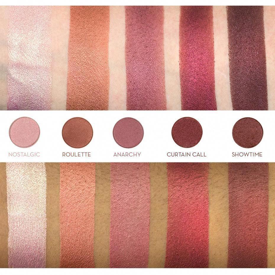 Foiled Eyeshadow Pan Curtain Call Makeup Geek