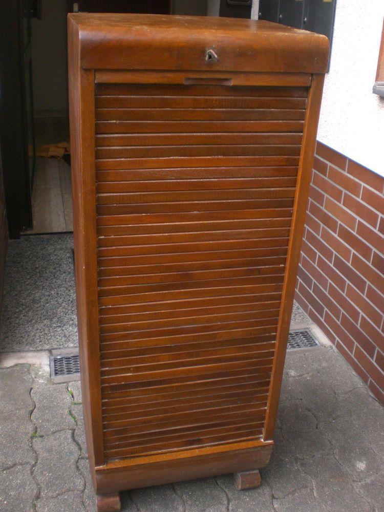 Original Rollschrank aus dem Eka Werk, vor 1940, guter Zustand ...