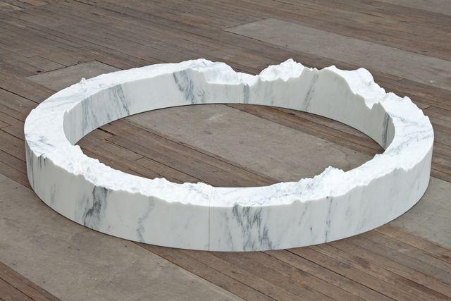 Maya Lin . Arctic circle, 2013