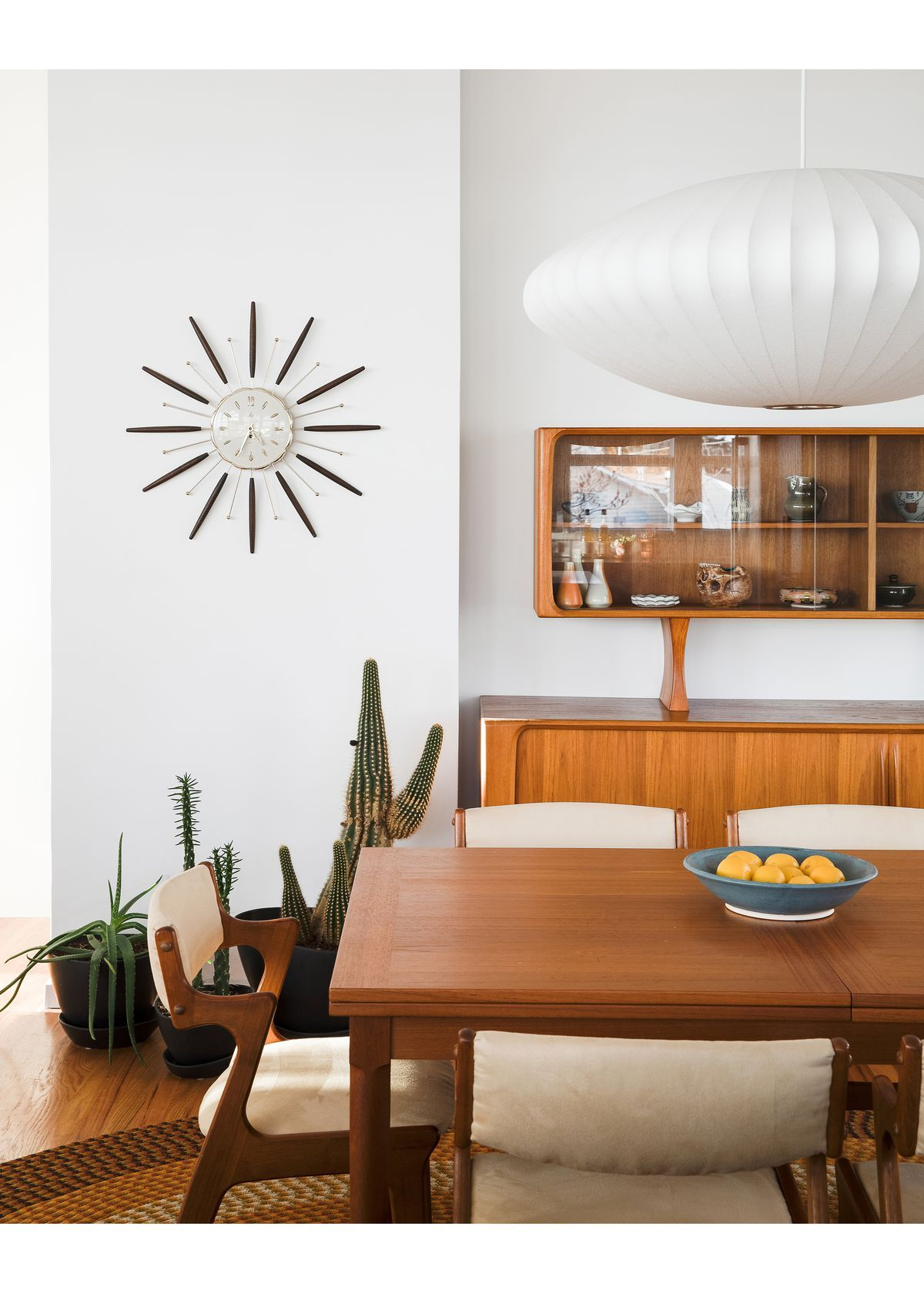 A Midcentury Time Capsule With An 80s Flair Gets A Modern Update