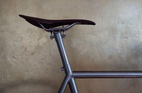 bikeplanet:  Full Titanium Dream Custom Track Bike