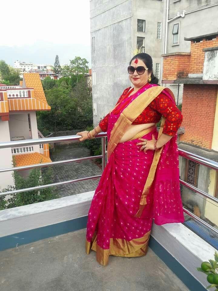 Pin By Dibyadristi On Nepali Hot Mom In 2019  Auntie -8407