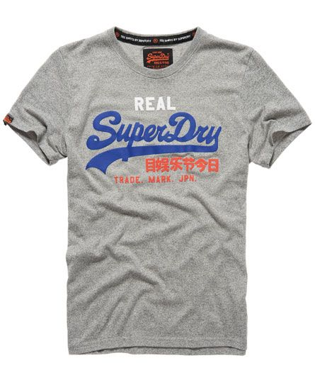 840895f9 Superdry Vintage Logo T-shirt | Superdry, British Design- Spirit of ...