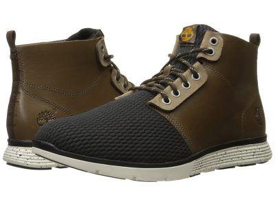 Timberland - Killington Chukka (Light Brown Full Grain) Men's Lace-up Boots