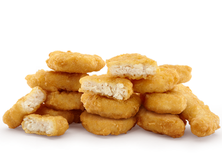 Female Student Athletes Share The Most Food They Ve Ever Eaten Mcdonalds Chicken Food Chicken Nuggets Mcdonalds