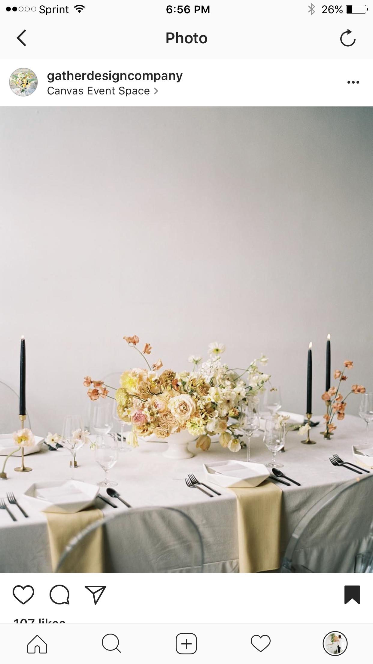 Modern Boho Styled Wedding Shoot Plates By Convivial