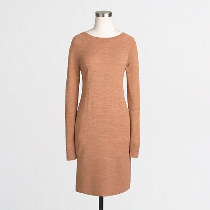 J.Crew Factory - Factory boatneck sweater-dress