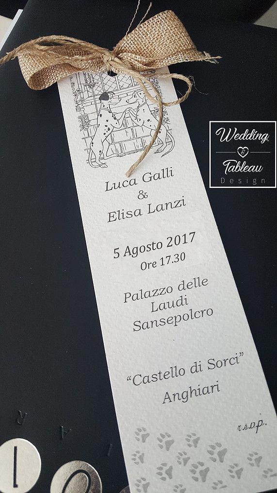 Partecipazioni Personalizzate Italia Wedding Tableau Design Partecipazione Personalizzata A Segnalibro Partecipazione Design Mariage
