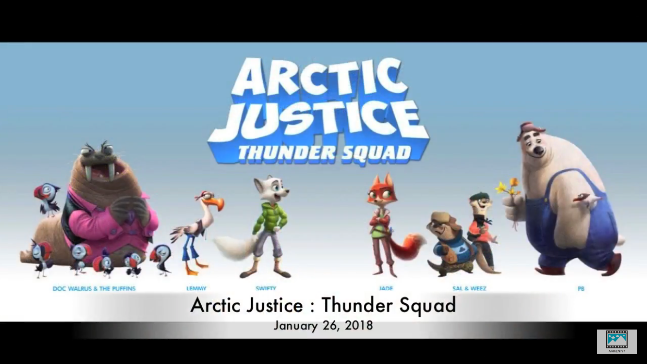 Watch Arctic Justice Full-Movie Streaming