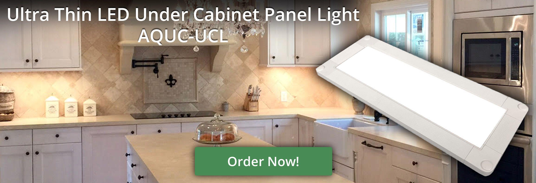 Aquc Ucl Ultra Thin Led Under Cabinet Panel Light Pre Sale Build