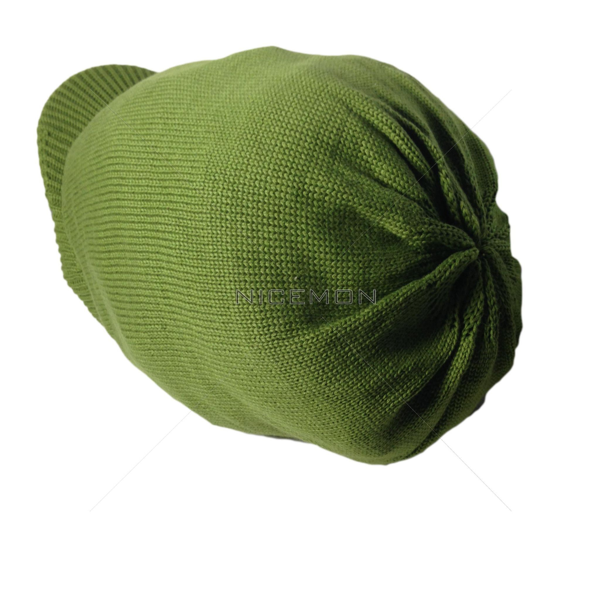 Deep Crown Rasta Peak Hat Cap Marley Jamaica Rastafari Reggae ...