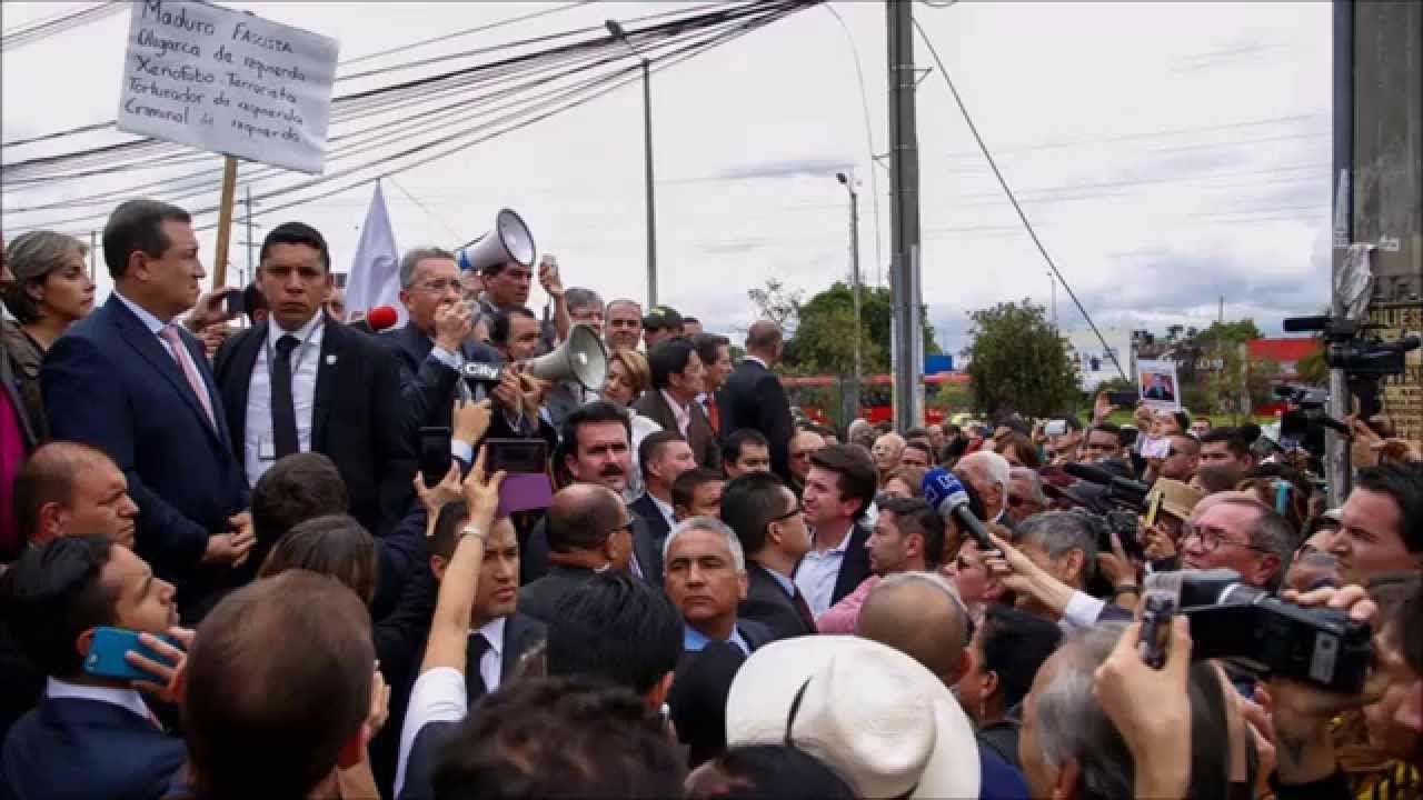 Álvaro Uribe: ¿Cuánto va a durar la dictadura torturante en Venezuela?