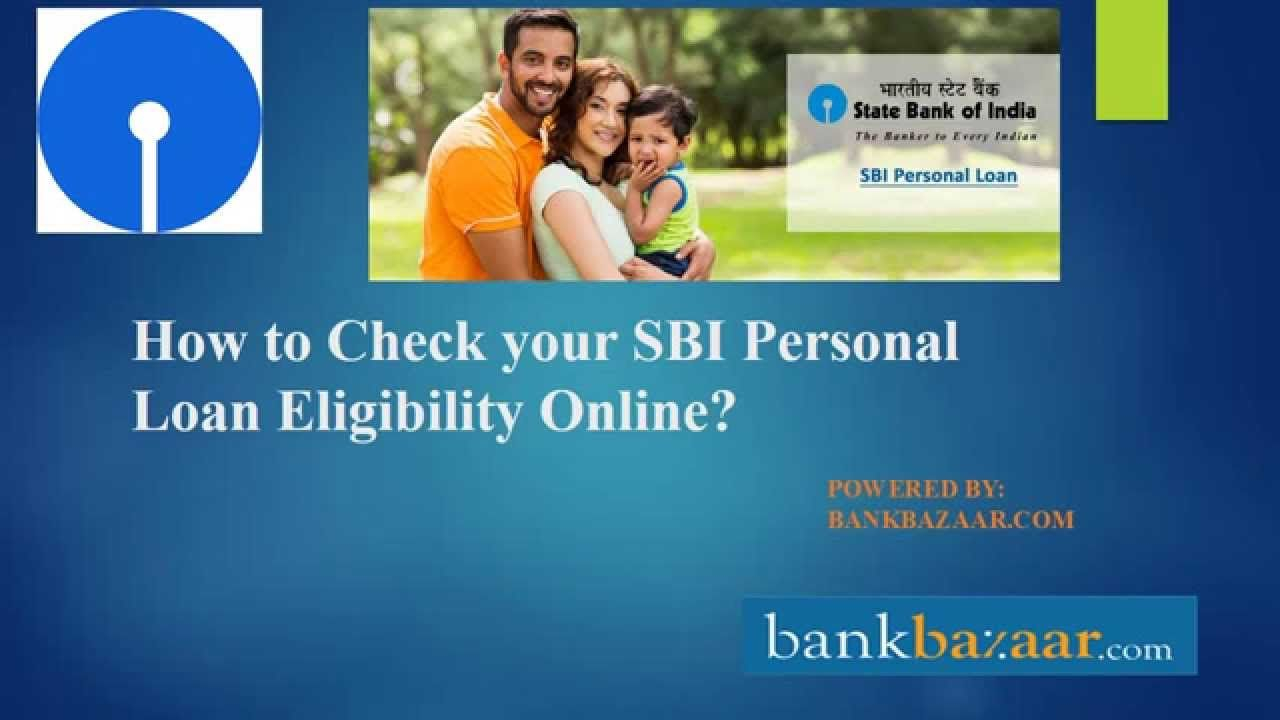 Sbi Personal Loan Eligibility Personal Loans Loan Interest Rates Low Interest Rate