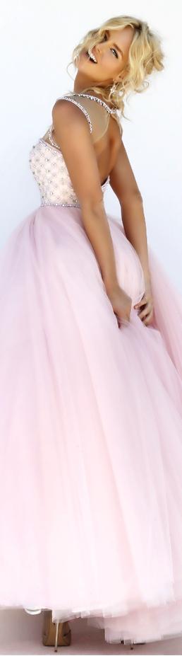 Sherri Hill | Dresses | Pinterest | Rosa, Rosa kleider und Abendkleider