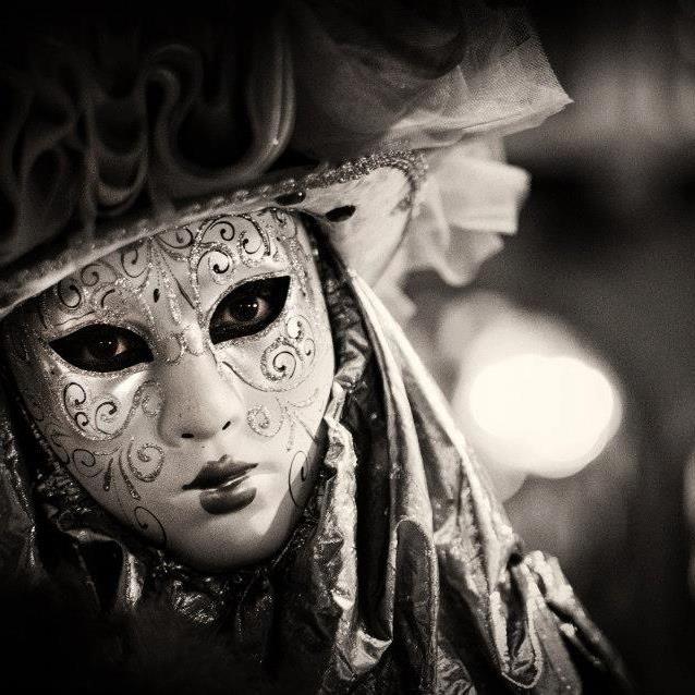 Carnevale di Venezia-Arlecchina 2012