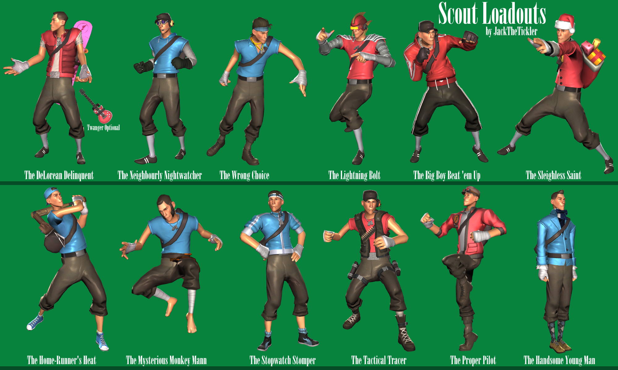Tf2 soldier cosmetics quotes - Scout Cosmetic Loadouts Games Teamfortress2 Steam Tf2 Steamnewrelease Gaming