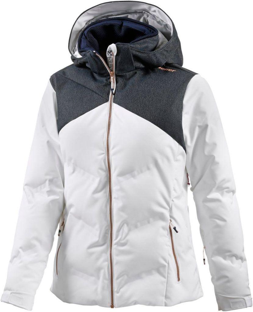 Ziener skijacke damen ebay