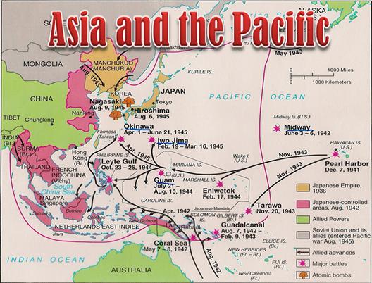 Wwii asia y pacifico mapas e ilustraciones de la historia wwii asia y pacifico sciox Gallery