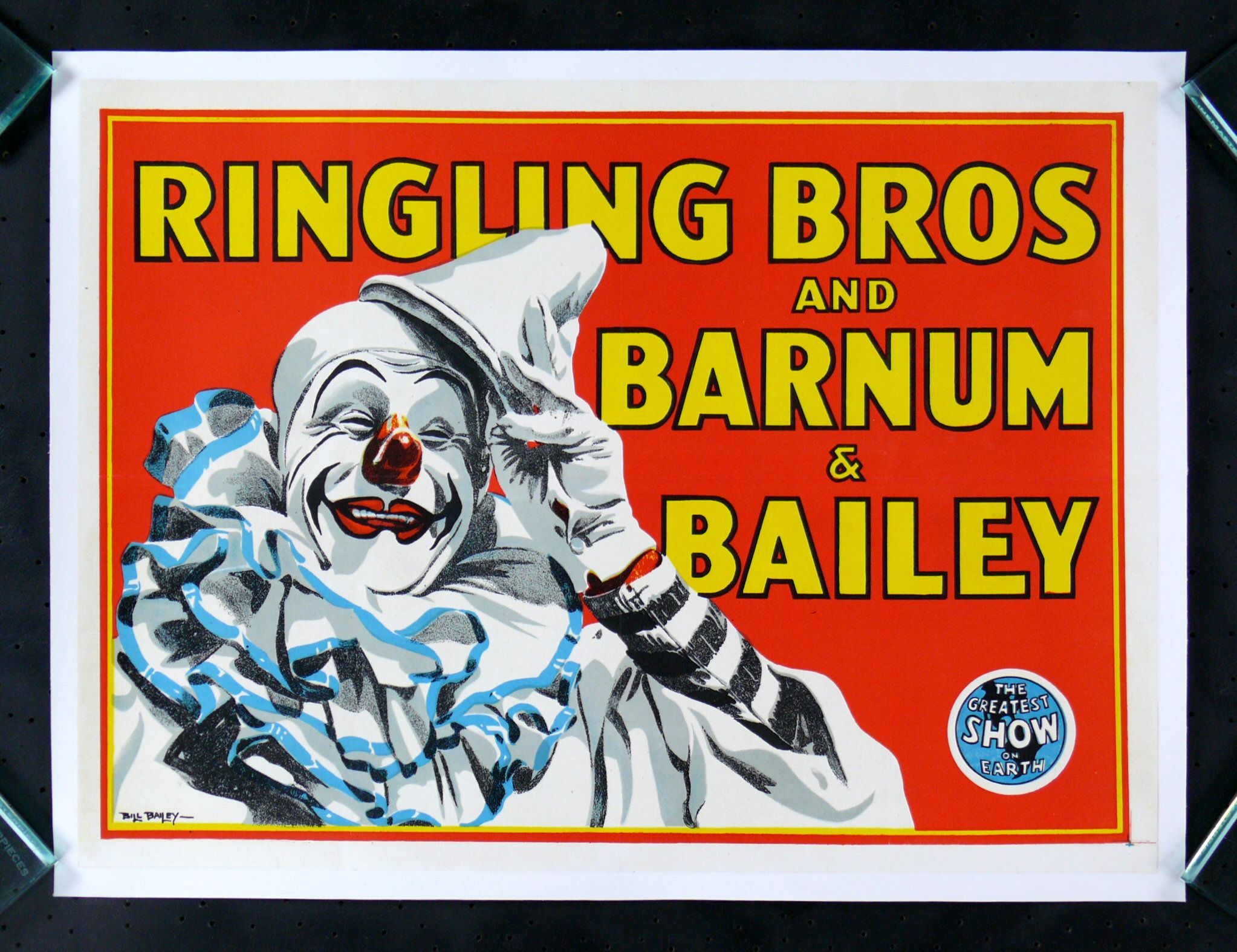 44 best vintage circus posters images on pinterest circus poster