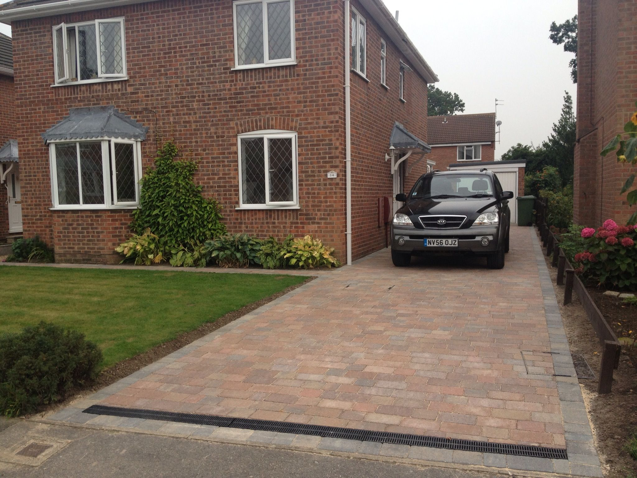 marshalls tegula driveway for our clients in haxby york