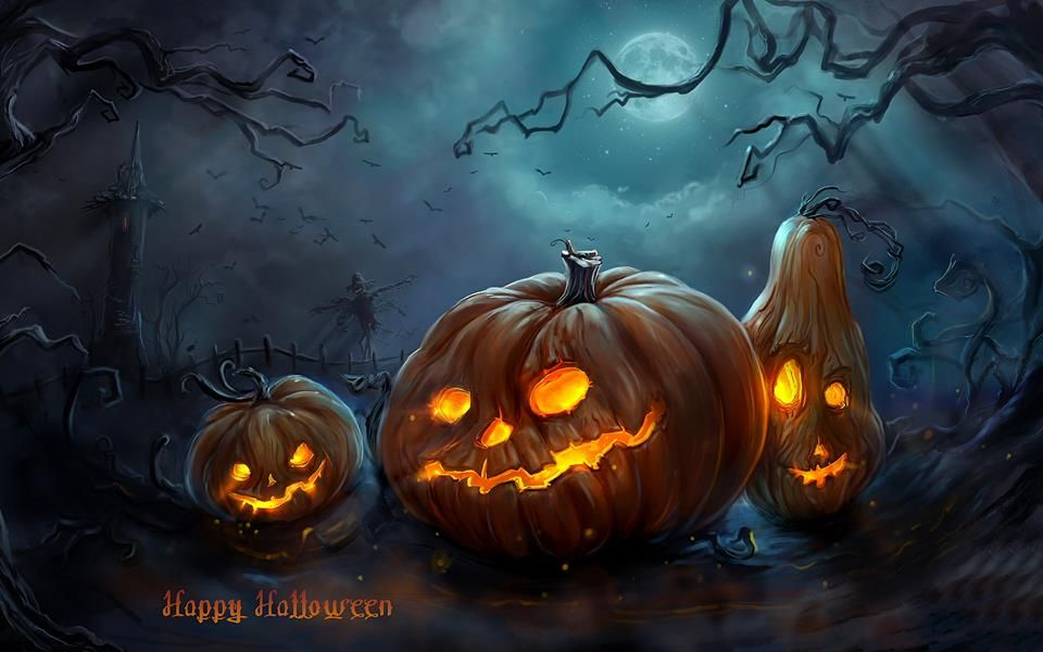 Best Happy Halloween Images 2014, Amazing Happy Halloween Wallpapers 2014,  Awesome Halloween Facebook Cover