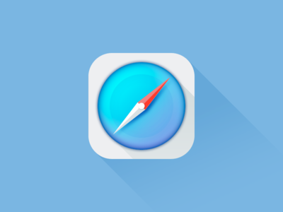 Safari redesign for iOS 7 (With images) App icon, Ios 7