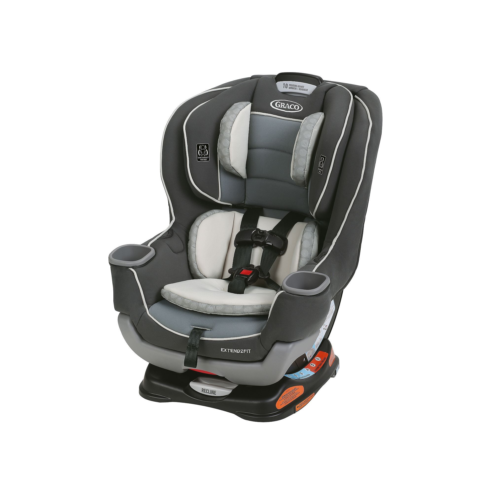 Graco extend2fit convertible car seat best convertible