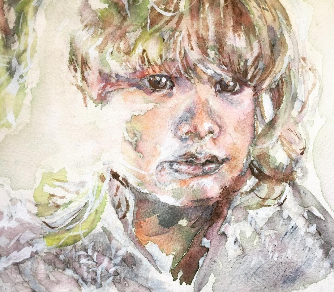 Determination Paintstillwet Inspiring Watercolours