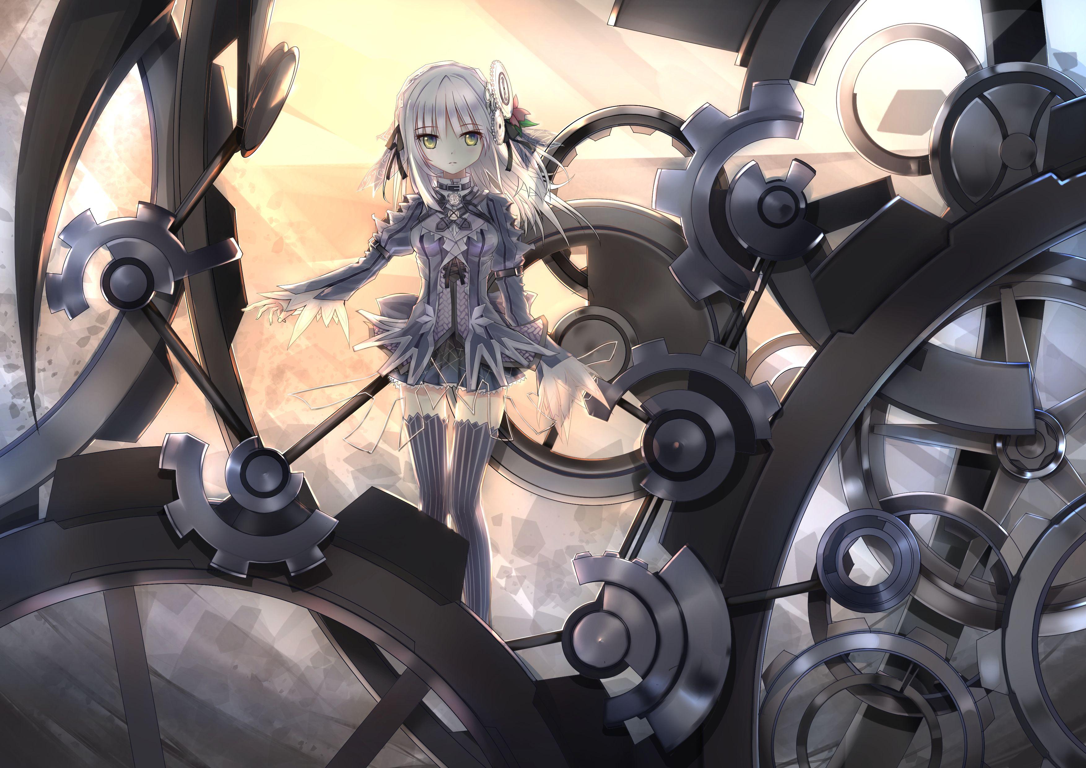 Pin by KURUMI on Clockwork Clockwork, Top 5 anime