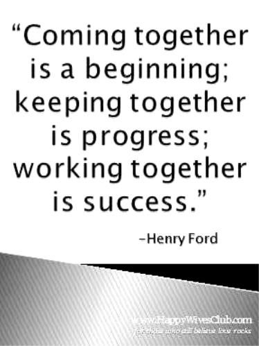 Working Together Quotes Working Together  Life Quotes And Sayings  Pinterest  Thoughts