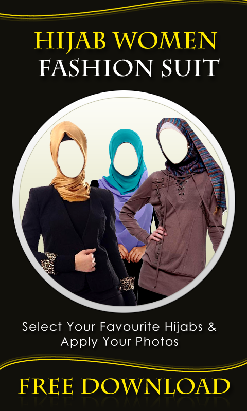 Hijab Women Fashion Suit New Collection of Hijab Fashion Photo Suit for women free download. https://play.google.com/store/apps/details?id=com.noormediaapps.hijabwomenfashionsuit