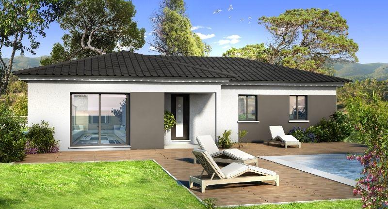 Constructeur maison, villa Alexia, construction villas - modele maison a construire