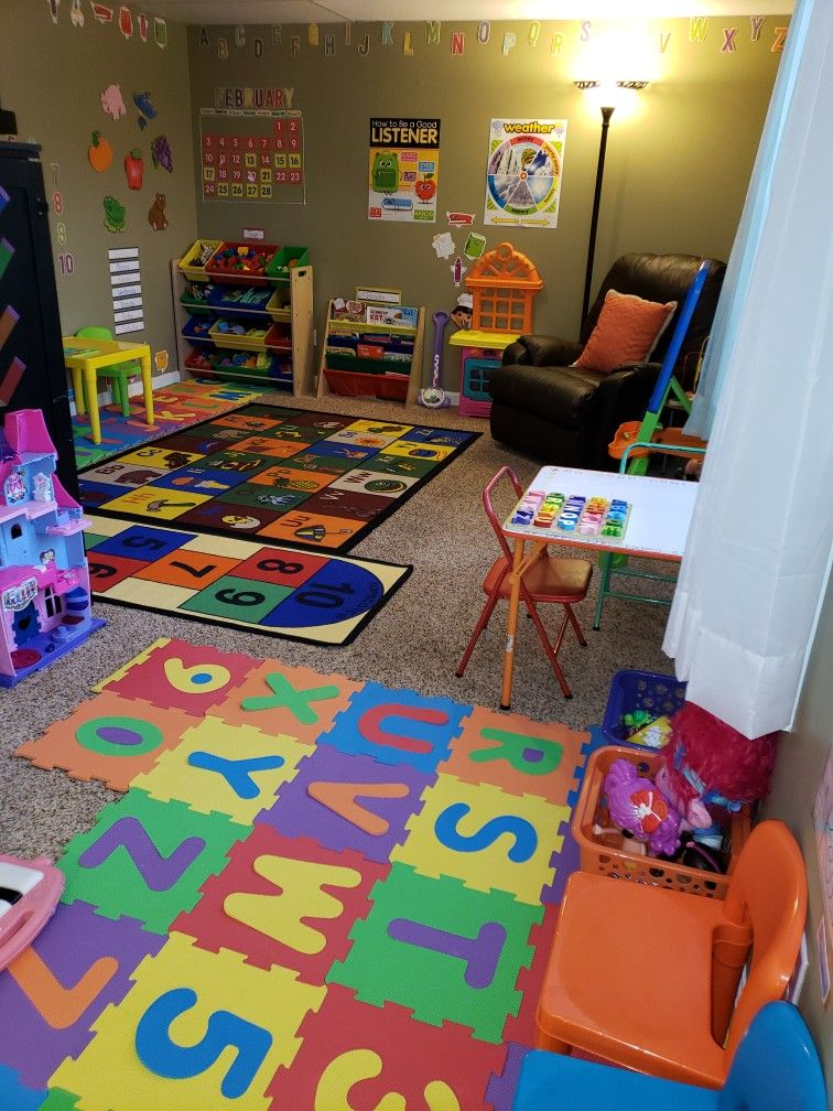 Home Daycare Ideas At Natural Blue Naturally Yours Daycare Home