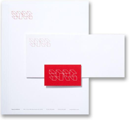 SORG Architects Brand on Behance
