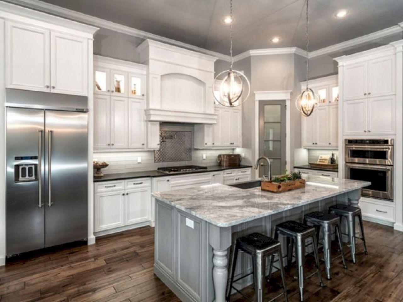 luxury traditional white kitchens