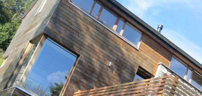 Extension d\u0027une petite maison qui double quasi sa surface Idées