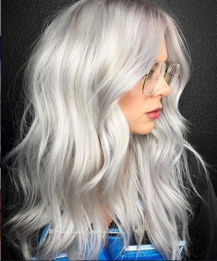 30 Hottest Eye-catching Platinum Blonde Hair Color Ideas ...