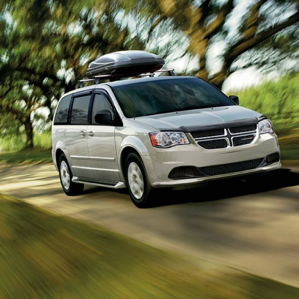 Need A New Minivan? Come On Down And Drive Off In A New
