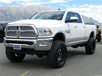 Dodge Ram Cummins >> Dodge Ram Cummins Diesel Crew Cab Laramie 4x4 Custom New Lift
