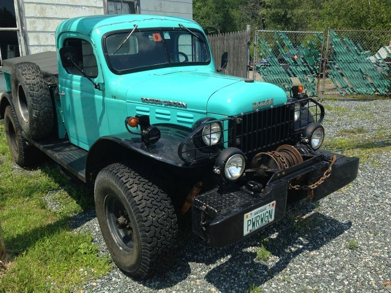 1967 Dodge Power Wagon Wm300 For Sale Hanover New Hampshire