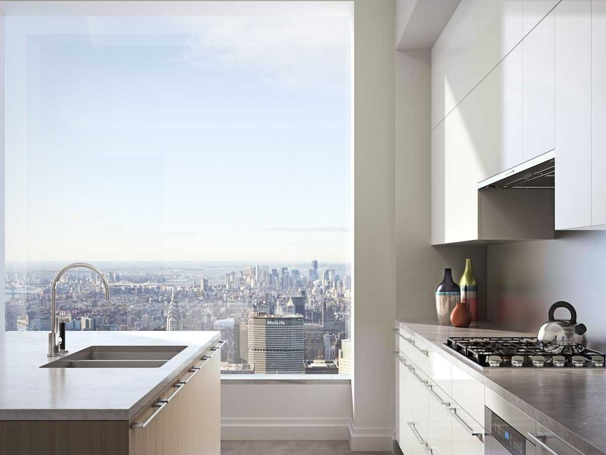 432 Park Is Officially New York City\'s Tallest Apartment Building ...