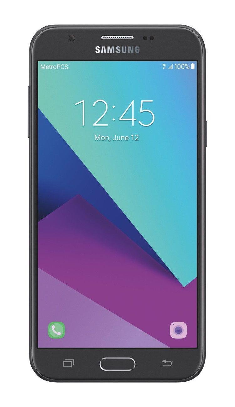 147 00 Samsung Galaxy J7 Prime Smj727t 32gb Black Factory Unlocked Samsung Galaxy Prime Smj727t 32gb Samsung Galaxy Samsung Phone Prepaid Phones