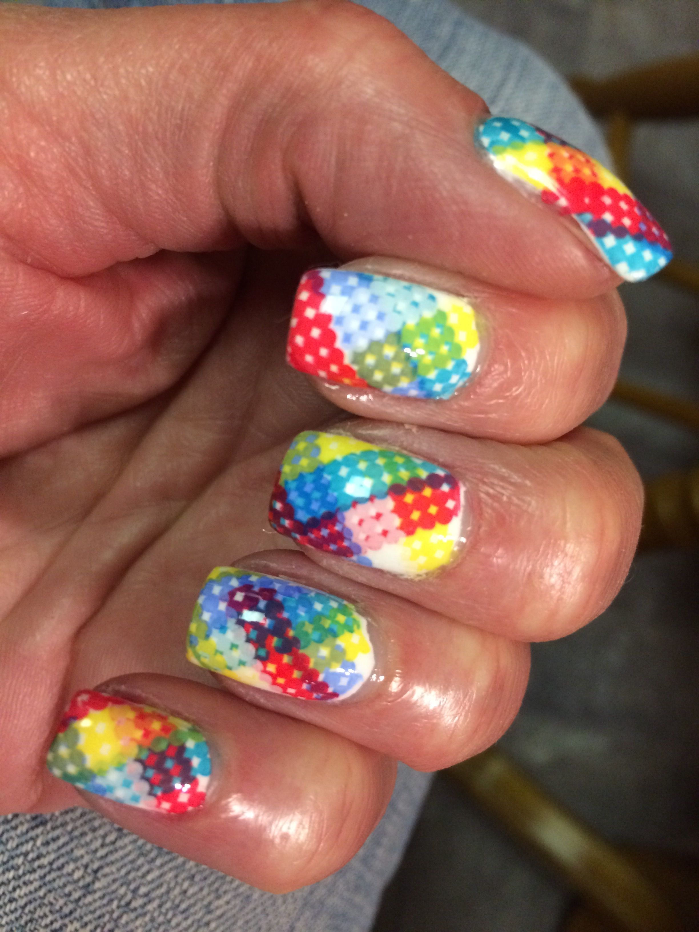 Pin By Shelly Cadmus On My Nail Art Pinterest