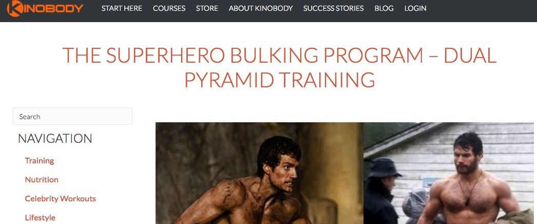 The Superhero Bulking Program PDF Free Download | Fitness Guide